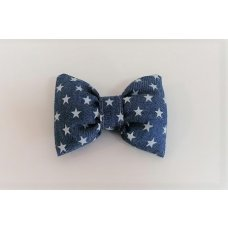 Bow Tie Star Denim